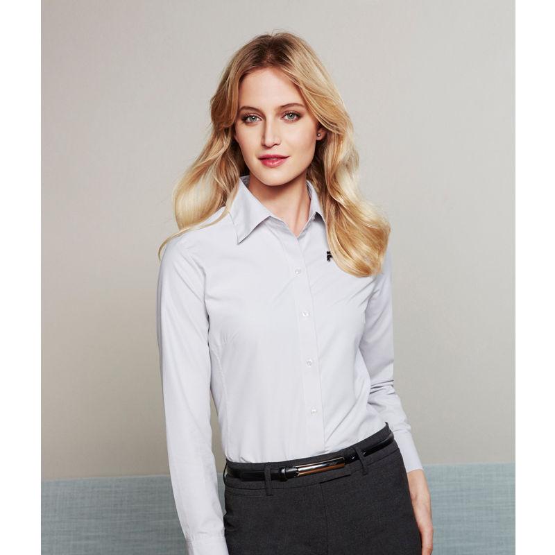 S29520 Ladies Ambassador Corporate Shirts