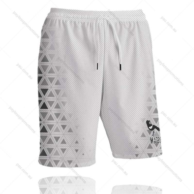 SH2-K+VB Kids Full-Custom Long Volleyball Shorts - S Series