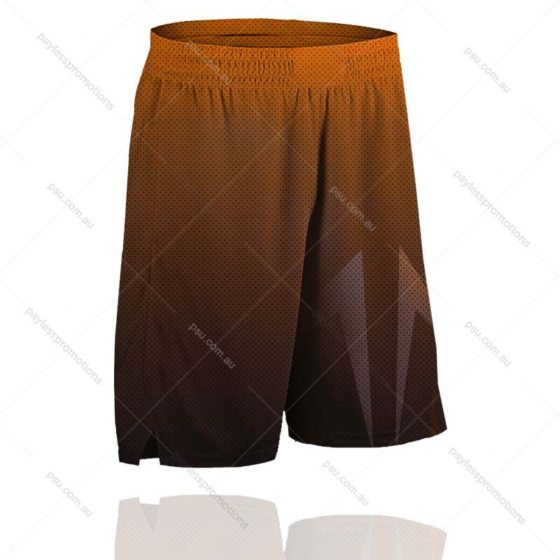 SH6-M Full-Custom Sublimation Basketball Team Shorts (No Pockets) - S Series