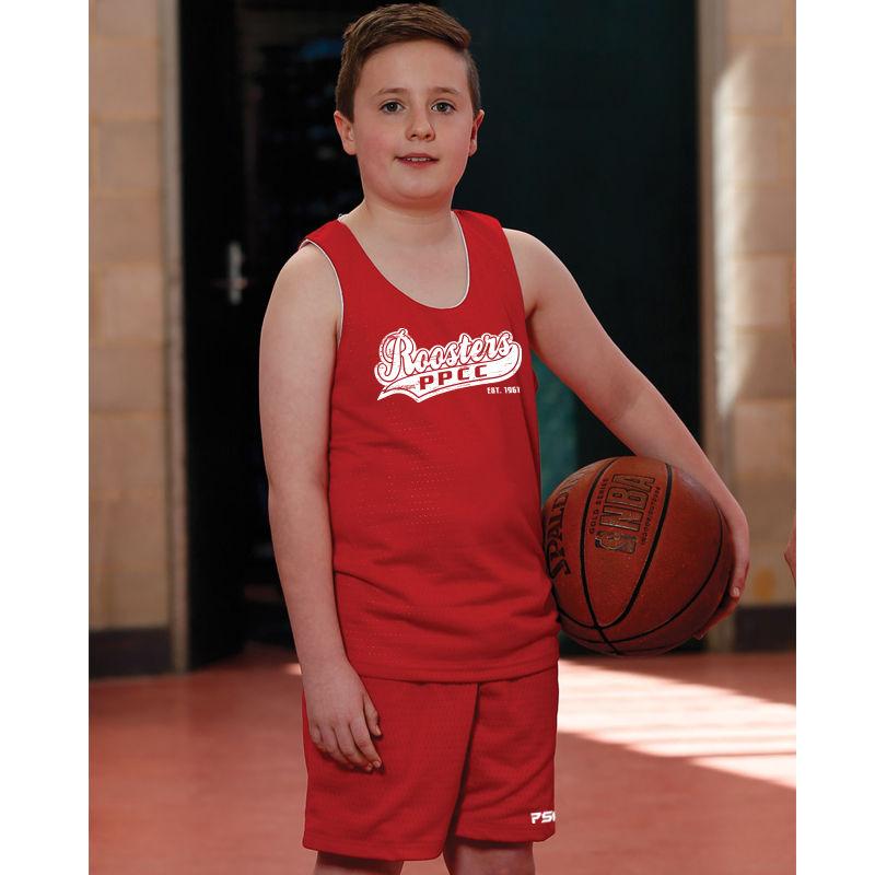 SS21K Kids Airpass CoolDry Basketball Shorts