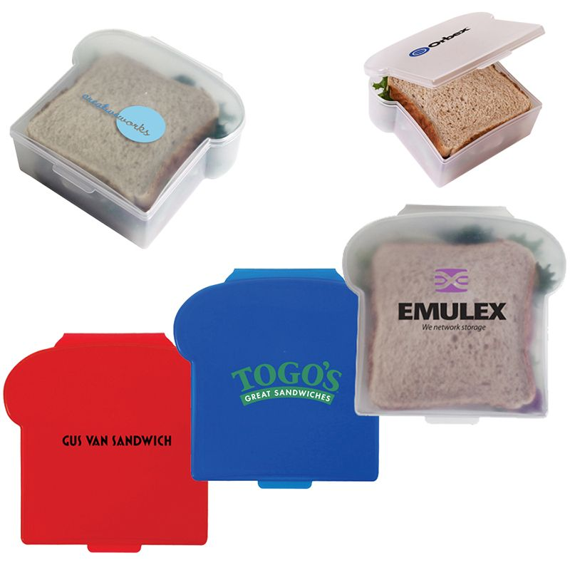 T982 Sandwich Branded Food Containers