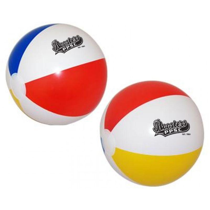T14 Rainbow Advertising Beach Balls