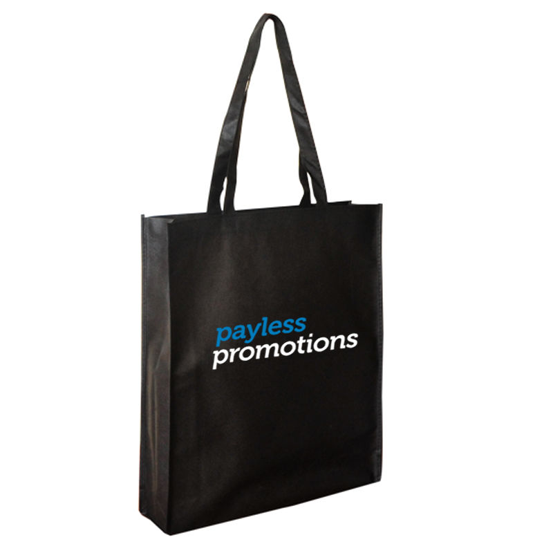 TB003 Large Promotional Shopping Bags With Gusset (38cm x 42cm x 9cm)