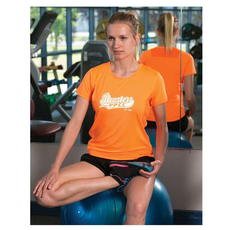 TS30 Ladies Rotator CoolDry Custom T Shirts