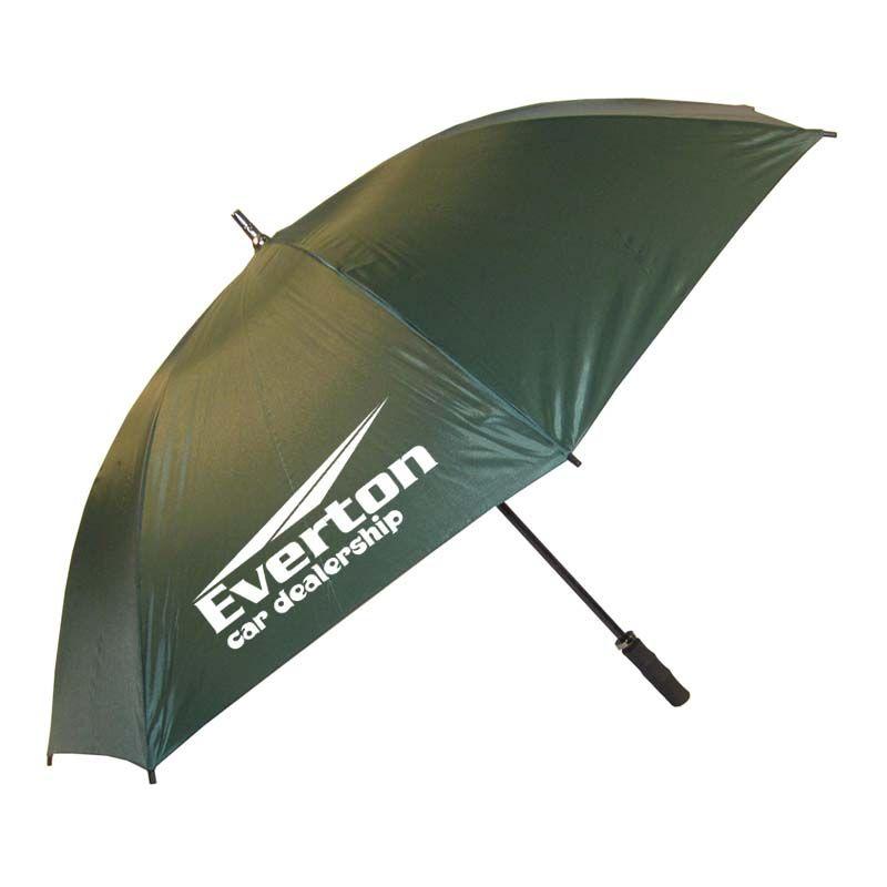 WG008 Eagle Custom Golf Umbrellas With Fibreglass Shaft & Ribs