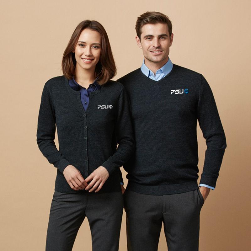 WP131ML Origin Merino Business Knitted Jumpers