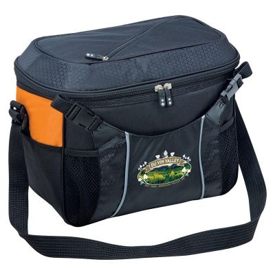1061 Jump Branded Cooler Bags With Multiple Pockets