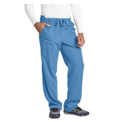 203 Greys Anatomy 6 Pocket Utility Embroidered Medical Pants