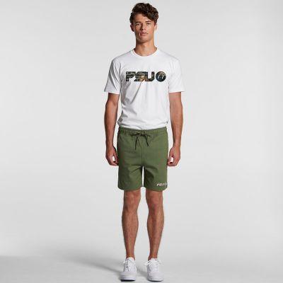 5909 Walk Logo Sports Shorts