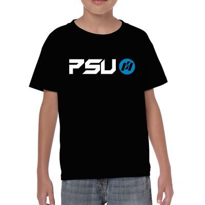 64500B Youths Soft Blend Branded Tees