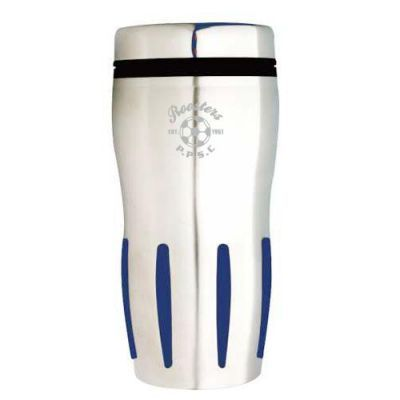 M13 475ml Laser Custom Stainless Steel Travel Cups With Stainless Inner (Double Wall)