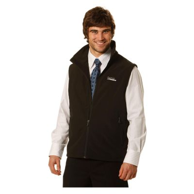 JK25 Softshell Embroidered Corporate Jackets With Stretch