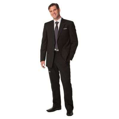 M9330 Deluxe Poly/Viscose Uniform Corporate Slacks With Stretch
