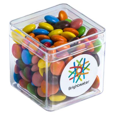 CC013DH M&M Filled Hard Branded Cubes - 60g