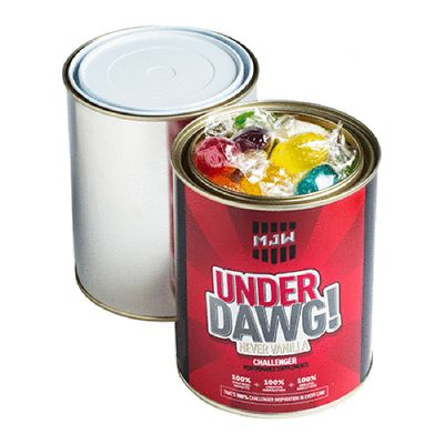 CC044J Boiled Lolly Filled Corporate Paint Tins - 550g