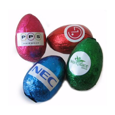 CCE020B Bulk Hollow Corporate Easter Eggs - 17g