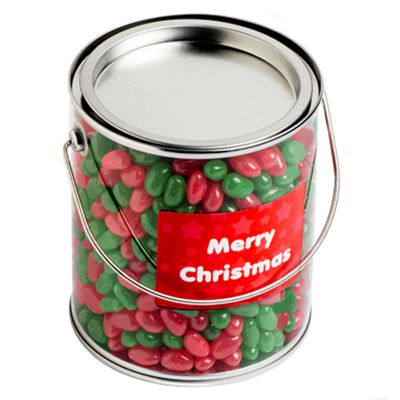 CCX005A Jelly Bean Filled Big Corporate Buckets - 950g