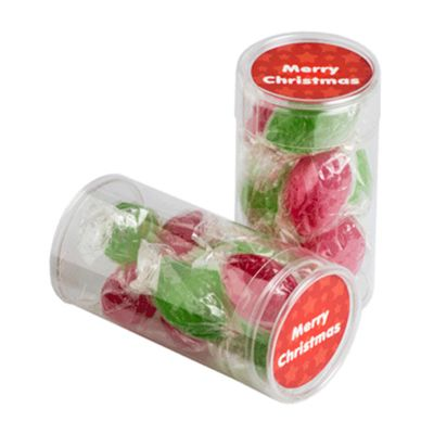 CCX014X Boiled Lolly Filled Corporate Tubes