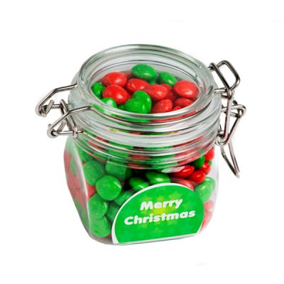 CCX015H Skittles Look-Alike Filled Branded Canisters - 200g