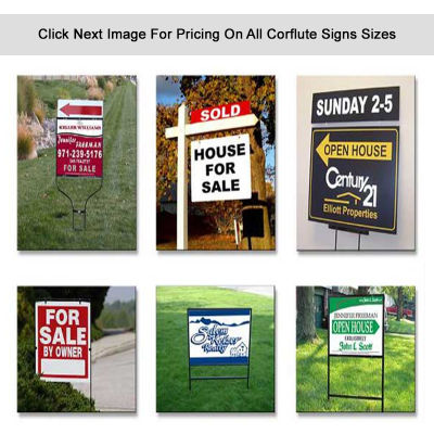 CS Corflute Signs - 3mm