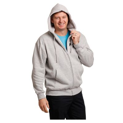 FL03 Cotton-Rich Custom Zip Hoodies