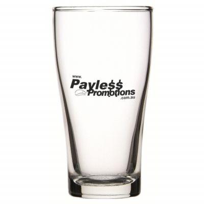 GLBG140012 285ml Conical Promotional Beer Glasses
