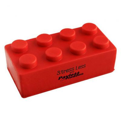 S161 Building Block Branded Trades Stress Balls