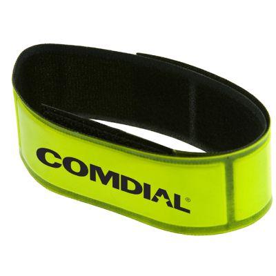 K485 Adjustable Custom Reflective Wristbands With Velcro Closure
