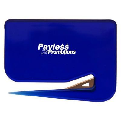 LOP02 Square Personalised Envelope Openers