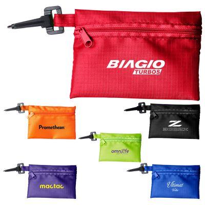 RB1029 Zippered Tech Kit Pouch