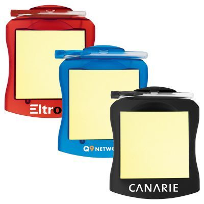 T481 Exclusive Customised Visor Notepad Holders With Adhesive Notes And Pen