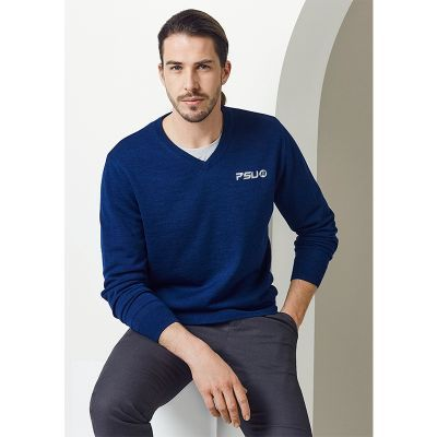 WP916M Roma Embroidered Knitted Jumpers