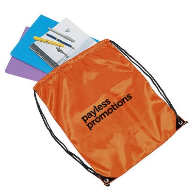 B229 Plunge Branded Backpacks
