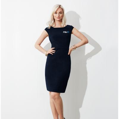 BS730L Ladies Audrey Branded Dresses