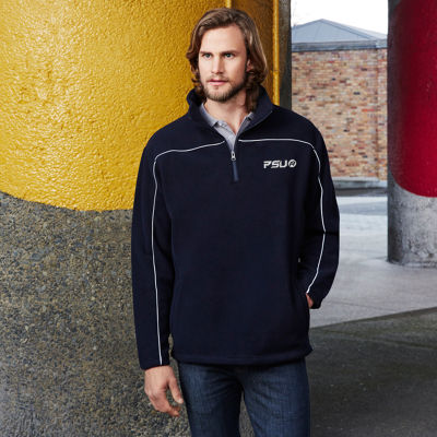 F235ML Core Embroidered Fleece Jumpers