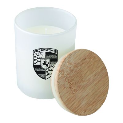 H126 Relax Logo Candles - Medium
