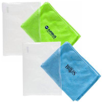 J015 Microfibre Sports Custom Gym Towels