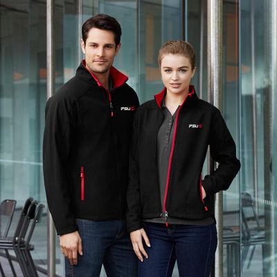 J307M Geneva Printed Casual Jackets
