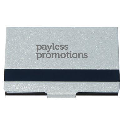 JK038 Standard Branded Business Card Holders