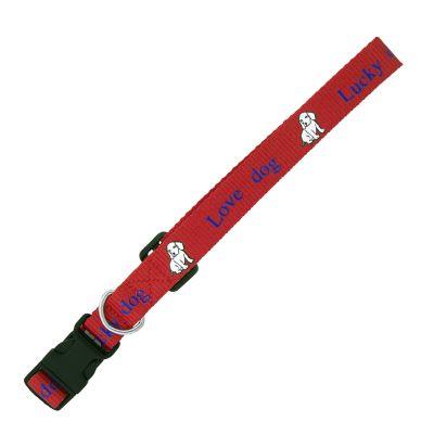 L603 Printed 19mm Dog Collars
