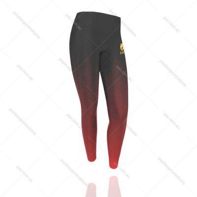 SH4-L+VB Ladies Full-Custom Long Spandex Volleyball Shorts - S Series