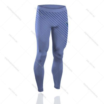 L3-M Full-Custom Sublimation Full Length Sports Leggings and Tights - S Series