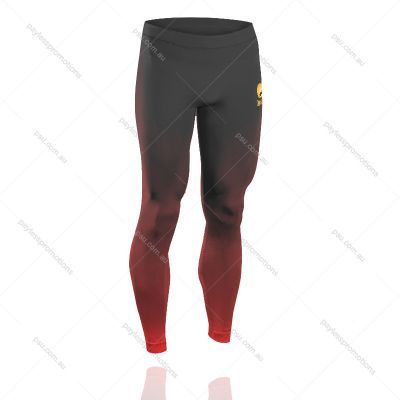 L1-K Kids Full-Custom Sublimation Full Length Sports Compression Tights - X Series Elite