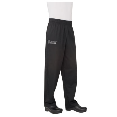 NBBP Baggy Cafe Chefs Pants
