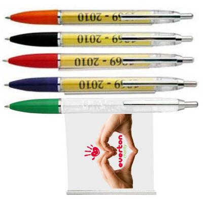 P157 Impression Engraved Banner Pens