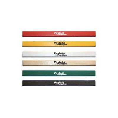 P184 Grey Lead Promotional Builders Pencils