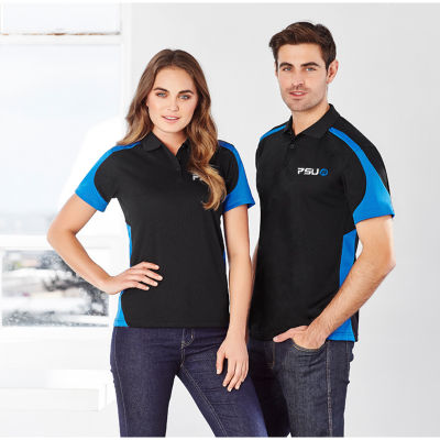 P401MS Talon CoolDry Embroidered Polo Shirts