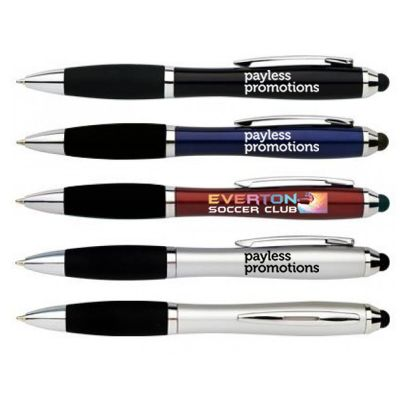 P53 Touch Plastic Printed Stylus Pens