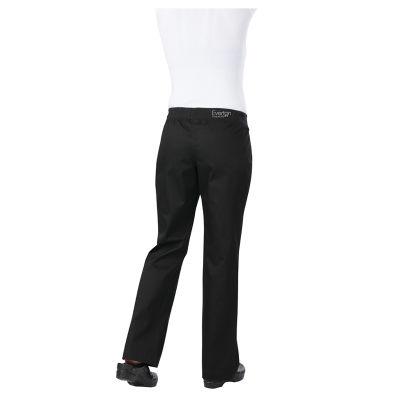 PBN01W Lightweight Ladies Branded Chefs Pants
