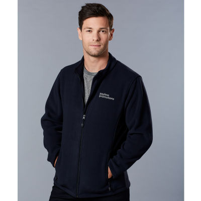 PF07 Deluxe Bonded Embroidered Polar Fleece Jackets